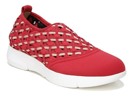 Zapatos Dama Talla 28m /11m Sneaker Franco Sarto Red/white