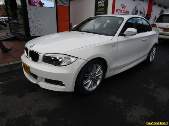 Bmw Serie 1 120i Coupe Sport Paquete M