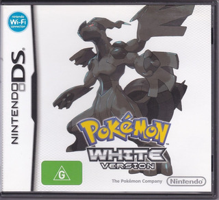 Juego Nintendo Ds 3ds Pokemon White - Refurbished