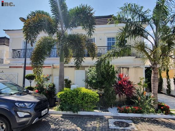 Jardim De Monet ( Recreio) - Maravilhosa Casa Duplex + Sótão De 3 Quartos (2 Suítes) Com 224 M² - Jardimm./m - 34978645