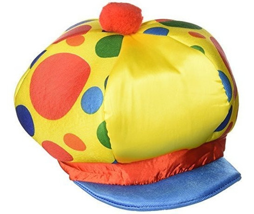 Forum Novedades Foam Clown Hat