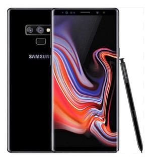 Samsung Galaxy Note 9 128gb 6gb Ram Dual Sim Negro Nnet