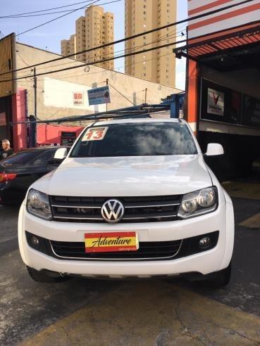Volkswagen Amarok 2.0 Completo 2013 Automático