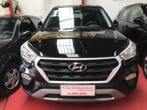 Hyundai Creta 1.6 Attitude Flex Aut.preto 2017/2017