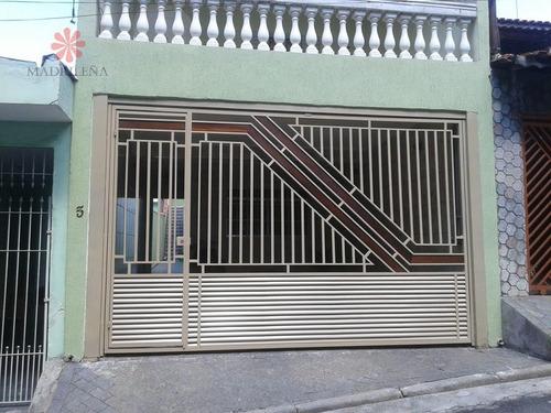 Imagem 1 de 15 de Casa Sobrado Em Parque Císper  -  São Paulo - 1606