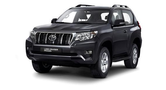 Toyota Land Cruiser 3p