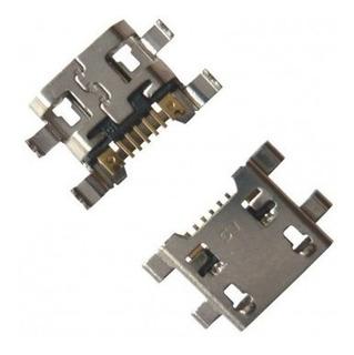 Kit 05 Conector De Carga LG K10 Power M320 + Frete Grátis