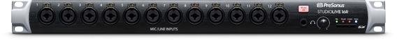 Mixer Digital Rack Presonus Studiolive 16r De 16 Canais