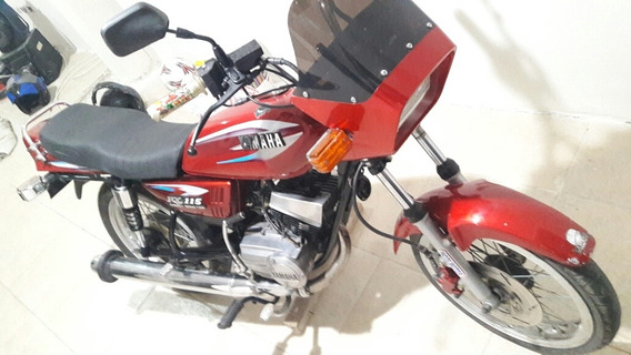 Moto Rx115- 2004