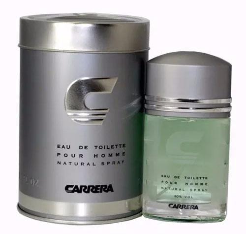 Perfume Carrera Masculino 100 Ml - 100% Original Na Lata