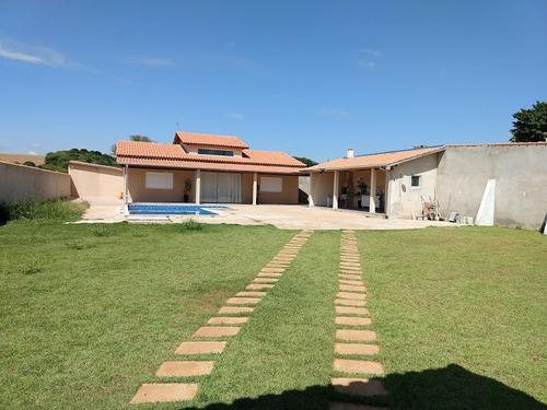 Linda Casa A Venda No Condomínio Residencial Ecopark Em Tatuí /sp - Recém Construída - 685