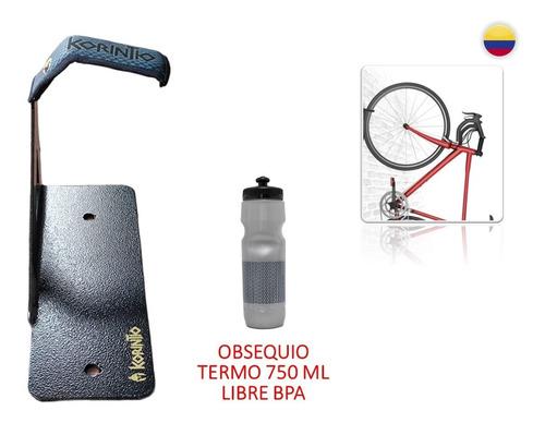 Soporte Pared Bicicleta Original Tornillos  Chazos +obsequio