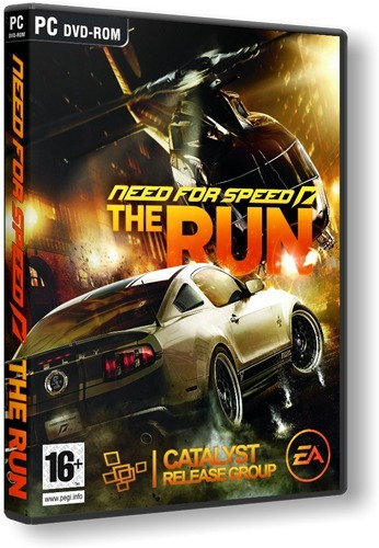 Need For Speed The Run - Limited Edition - Dvd Pc Frete 8 R$