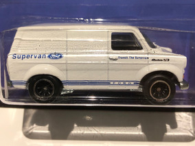 Hot Wheels Ford Transit Supervan - Real Riders