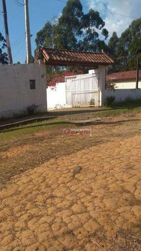 Imagem 1 de 17 de Chácara Com 2 Dormitórios À Venda, 4317 M² Por R$ 1.800.000,00 - Parque Maringá - Arujá/sp - Ch0076