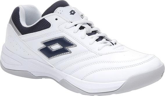 Zapatillas Lotto Court Logo Xvii Tenis Padel Voley