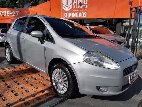 Fiat Punto Attractive 1.4 Flex 2011