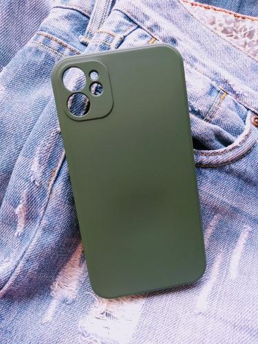 Forro  iPhone 11 11pro 11promax  Silicon Protector Camara