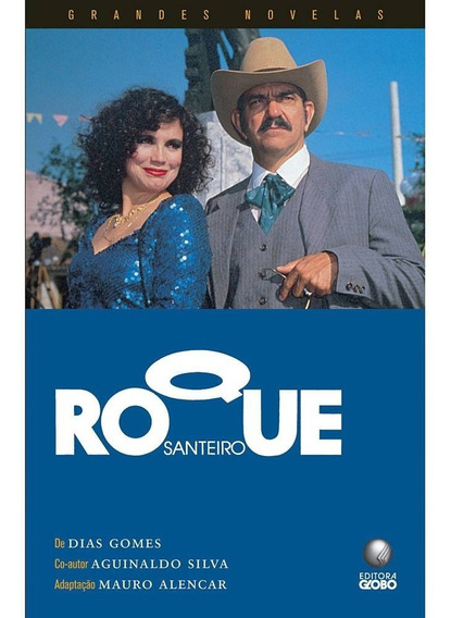 Livro Grandes Novelas Roque Santeiro - Clássico Novo Lacrado