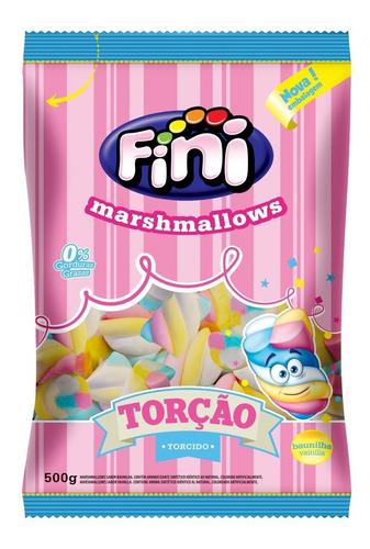 Marshmallow Twist Fini X500g