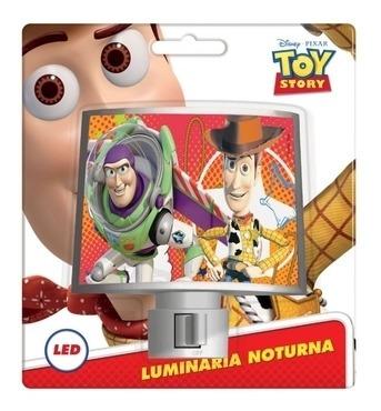 Iluminador Luminária Noturna Abajur Led Bivolt Toy Story