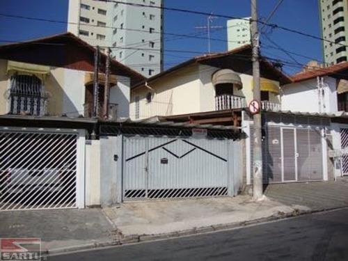 Imagem 1 de 14 de Sobrado Em Frente Ao Metro Shopping Tucuruvi 3 Dorms,2 Vagas, Quintal Apenas 640.000,00 - St15468