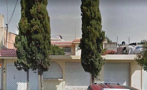 Excelente Inversión Casa En Alcaldía Azcapotzalco Remate Hipotecario