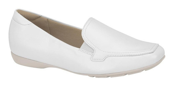 Sapato Feminino Modare Mocassim Ultraconforto Enfermagem