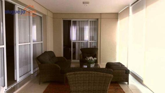Apartamento Alto Padrão Com 259 Metros E Muito Conforto! - Ap5981