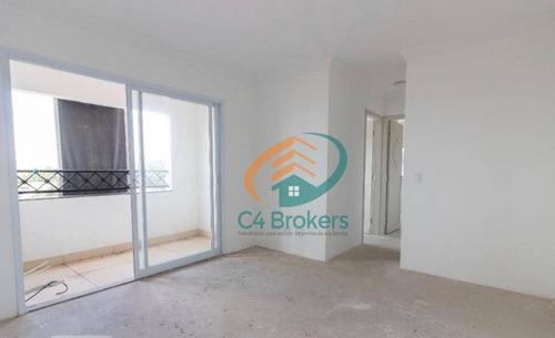 Imagem 1 de 22 de Apartamento À Venda, 57 M² Por R$ 320.000,00 - Vila Rosália - Guarulhos/sp - Ap1828