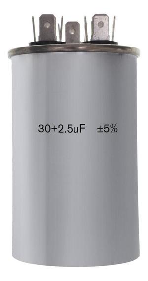 Capacitor 30+2,5uf ± 5%