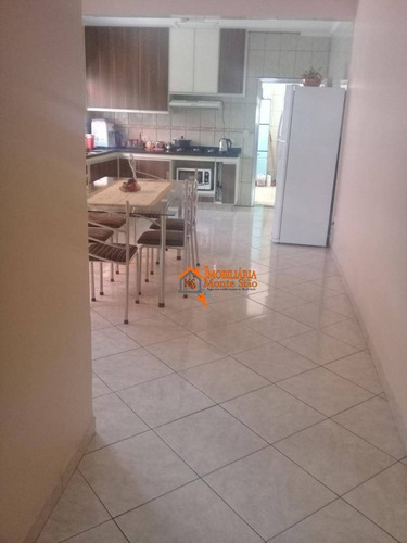 Sobrado Com 3 Dormitórios À Venda, 176 M² Por R$ 480.000,00 - Cidade Soinco - Guarulhos/sp - So0756