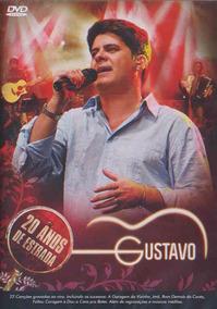Gustavo - 20 Anos De Estrada - Dvd