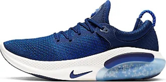 Tenis Nike Joyride Run Fk Azul E Branco Nº42 Original