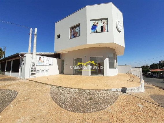 Sala Para Alugar, 30 M² Por R$ 800/mês - Vila Mollon Iv - Santa Bárbara D