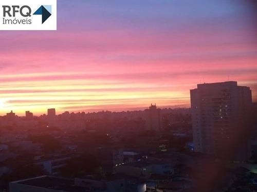 Imagem 1 de 17 de Apartamento Em Andar Alto (último Andar), Em Ótima Localização!! - Ap02217 - 68868557