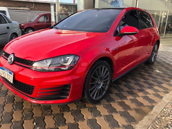 Volkswagen Golf Gti,2015 Inmaculado !! Unico!!! Aerocar