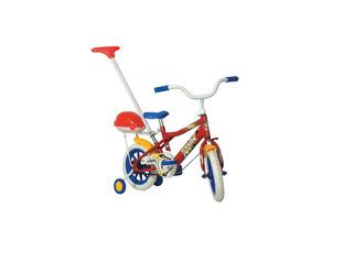 Bicicleta Rodado 12 Chikys Varon Nena Stark 6066 6067 Manija