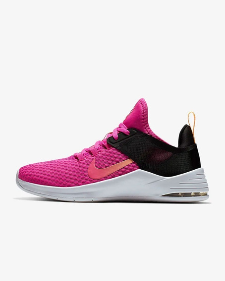 Tenis Nike Air Max Bella Tr 2 Fucsia Train Original A Meses