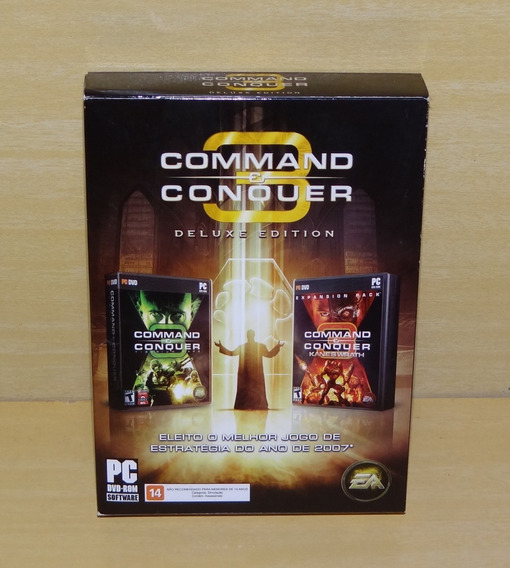Command & Conquer 3 - Deluxe Edition - Pc