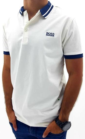 Playera H. Boss Tipo Polo, Calidad 1:1