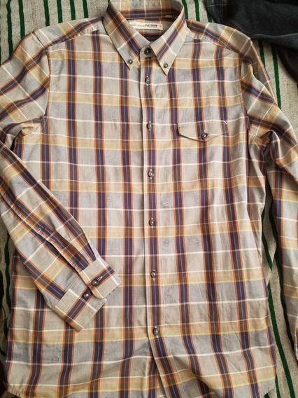 Camisa Ben Shermam Línea Plectrum M