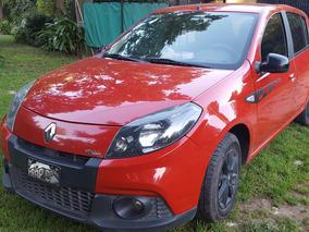 Renault Sandero 1.6 Gt Line 105cv, Rojo.