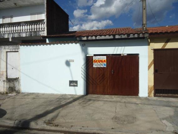 Casa Com 2 Dormitórios Para Alugar, 83 M² - Jardim Serrano - Votorantim/sp - Ca3770