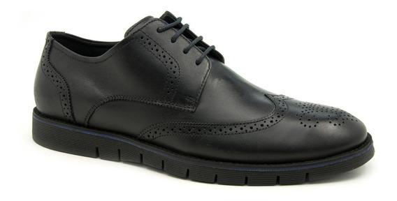 Zapato Life Oxford - Cuero Genuino - Ferricelli.