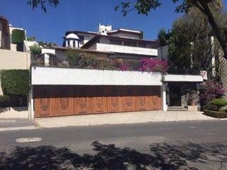 Venta De Exclusiva Residencia En Cuajimalpa