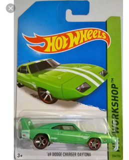 Hot Wheels 69 Dodge Charger Daytona