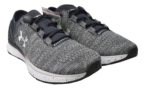 Tenis Under Armour Hombre Gris Charged Bandit 3 1295725002