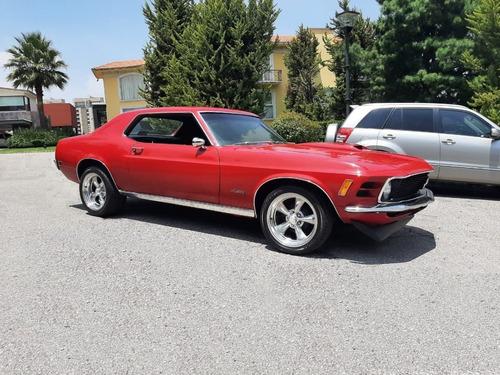 Imagen 1 de 10 de Mustang Clasico 1970 Nacional Cuidadito. Tomaria Auto