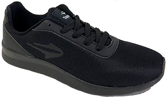 Deportiva Negro Topper Ultra Light 85024